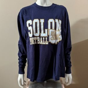 Solon Football 1993 Longsleeve T-shirt
